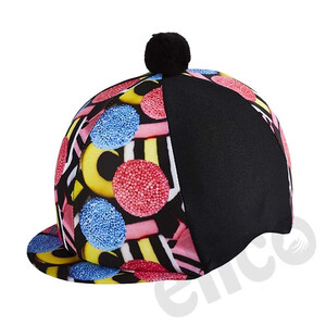 Jenkinsons Elico Liquorice Allsorts Lycra Cover in Unknown