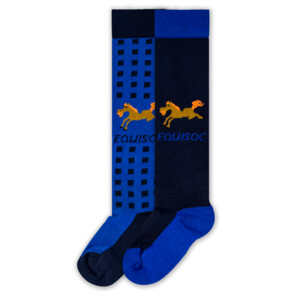 EquiSoc Equisoc Freddy 1 -  Navy/Blue in Navy/Blue