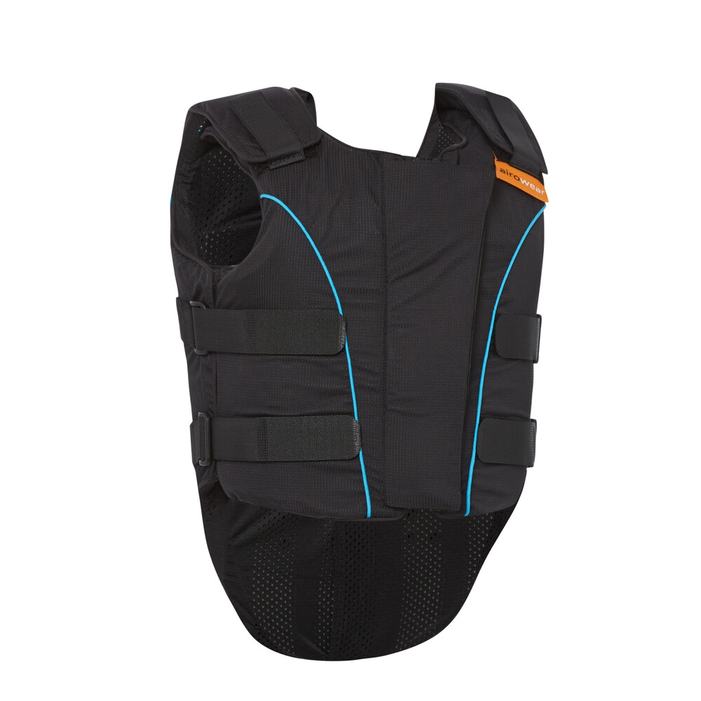 Airowear Junior Outlyne - Short - Black/Turquoise in Black/Turquoise