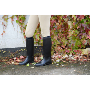 Equisential Seskin Tall Boot Ladies Wide Short