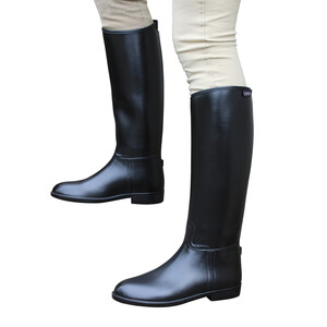 Equisential Seskin Tall Boot Mens Wide