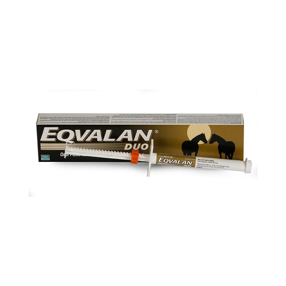Eqvalan Duo Oral Paste in Unknown