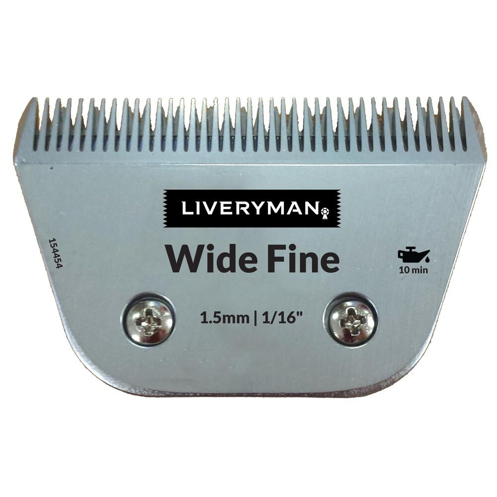 Liveryman A5 Blade Wide Fine 1.5mm in Unknown