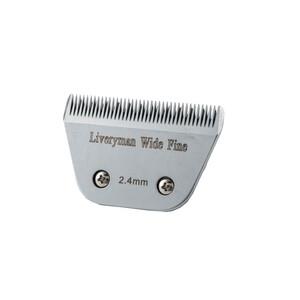 Liveryman A5 Blade Wide Fine 2.4mm in Unknown