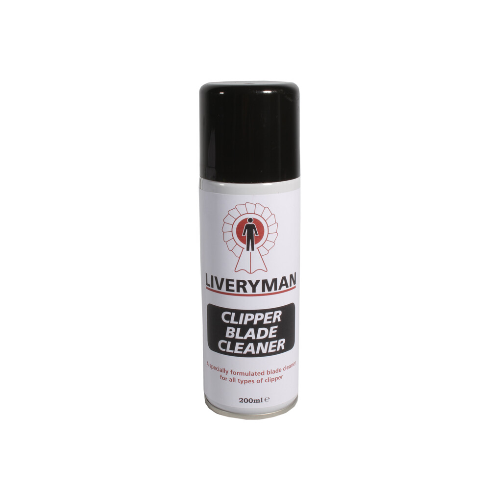 Liveryman Clipper Blade Wash Spray 200ml in Unknown