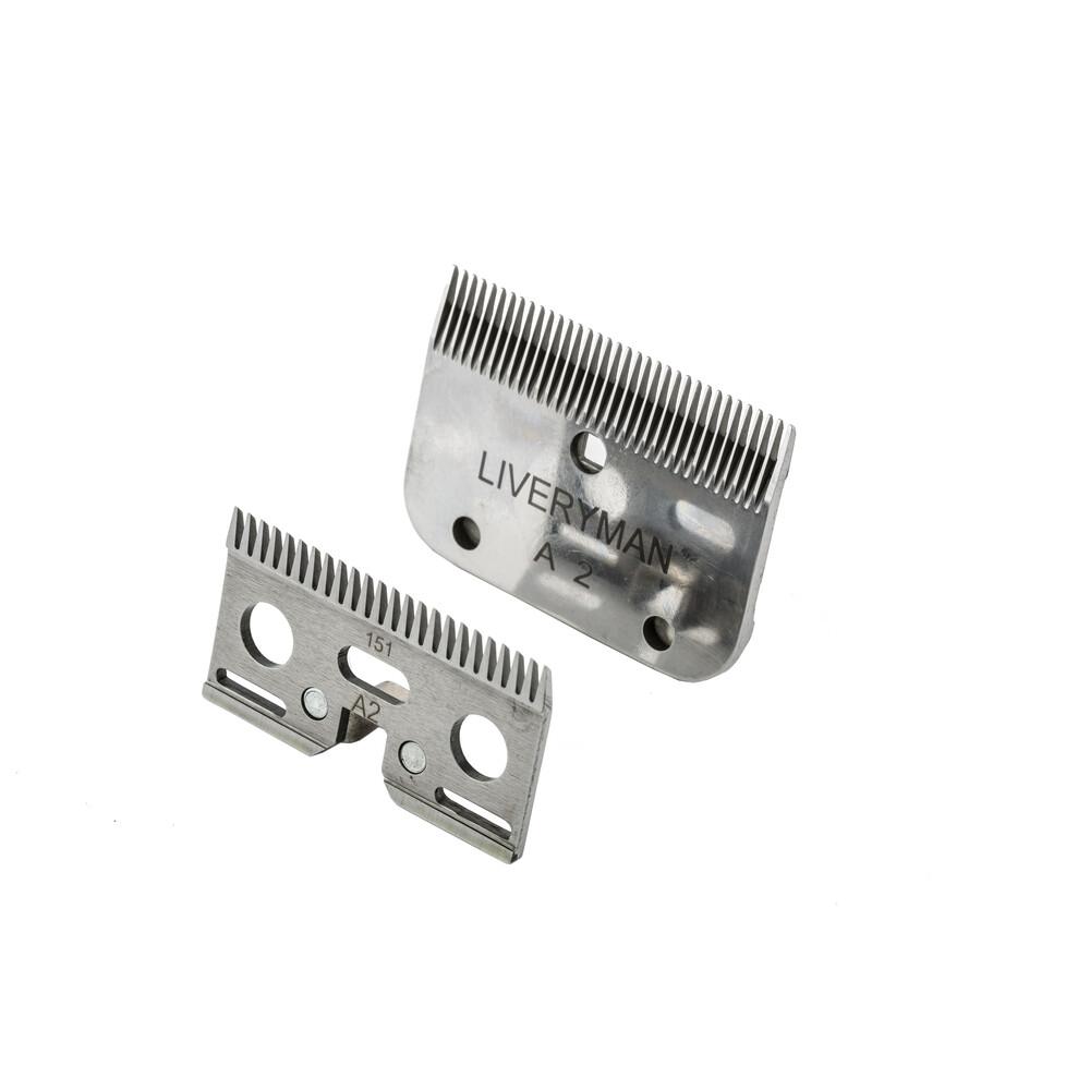 Liveryman Cutter & Comb A2 Medium in Unknown