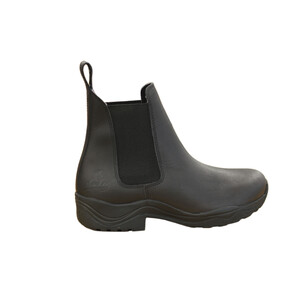 Mackey Cedar Jodhpur Boot in Black