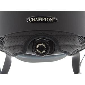 Champion Air-Tech Deluxe - Black Silk in Black Silk
