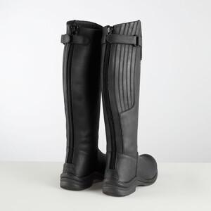 Toggi Calgary Long Boot Wide Leg - Black