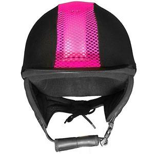 Champion Ventair Cover in Black/Hot Pink