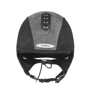 Champion Junior X-Air Plus Hat - Black/Slate Grey