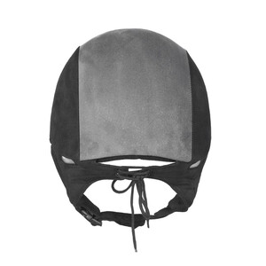 Champion Junior X-Air Plus Hat - Black/Slate Grey in Black/Slate Grey