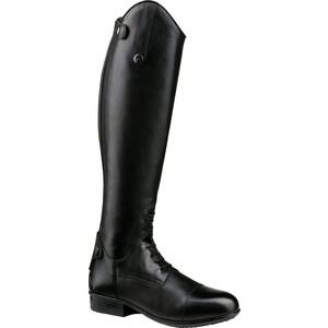 Equitheme Primera Lisse Tall Boot - Large Calf - Black
