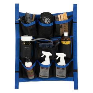 Equitheme Stable Organiser in Black/Blue