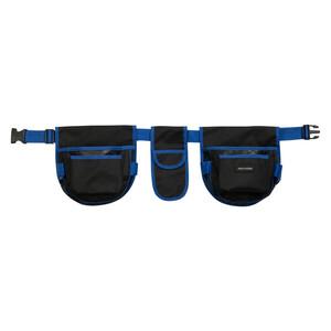 Equitheme Grooming Belt in Black/Grey