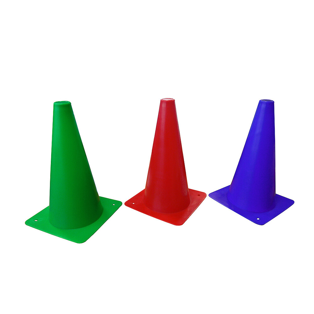 Hippotonic Training Cone in Red
