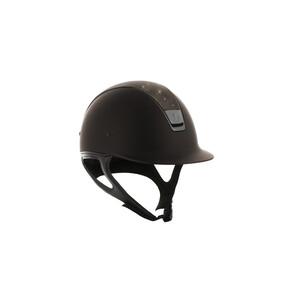 Samshield Custom Shadow Matt Top Shimmer - Black in Black