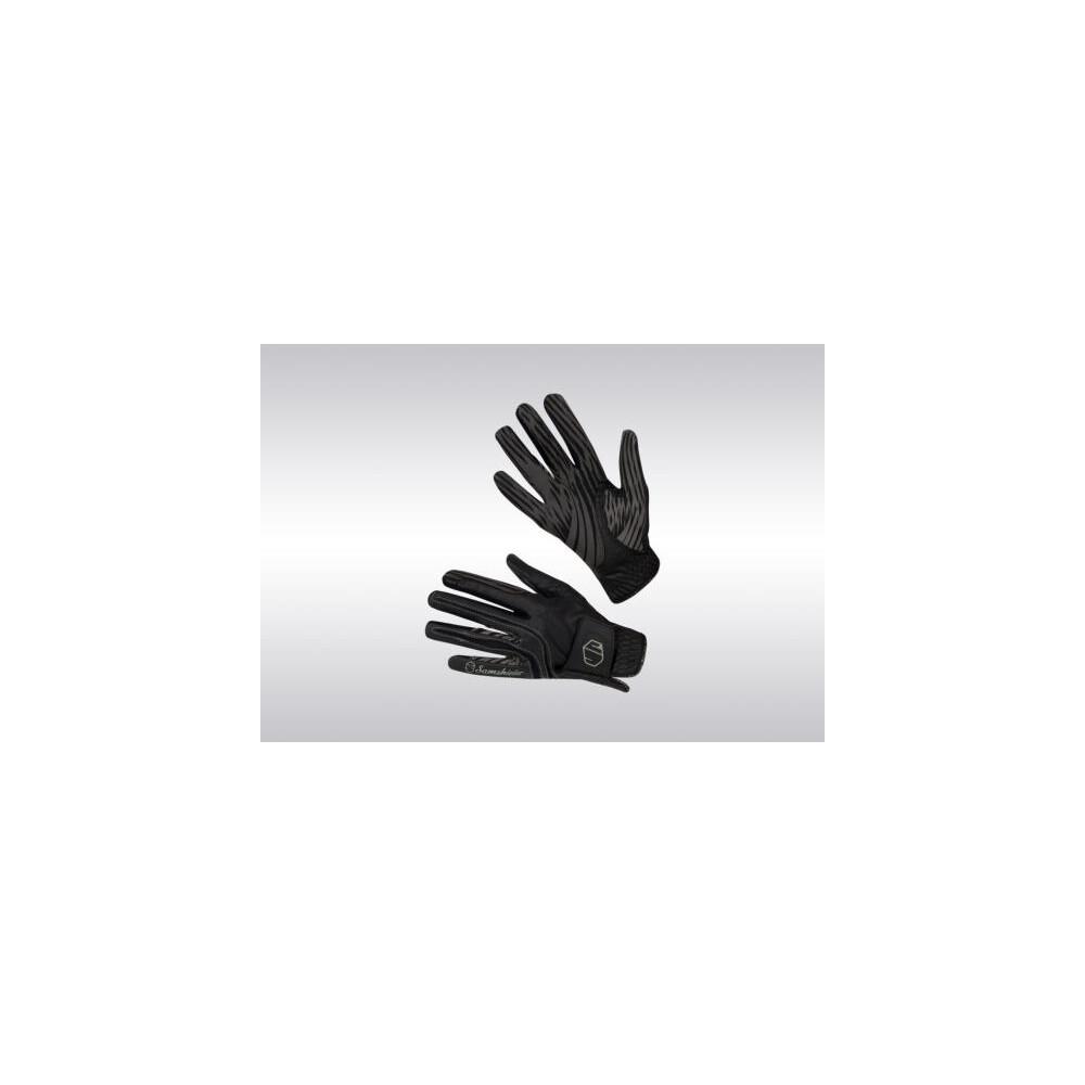 Samshield Gants V-SKIN HUNTER Glove - Black in Black