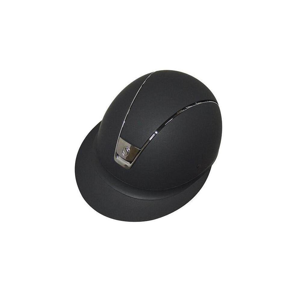 Samshield Miss Shield Shadowmatt Helmet - Black in Black