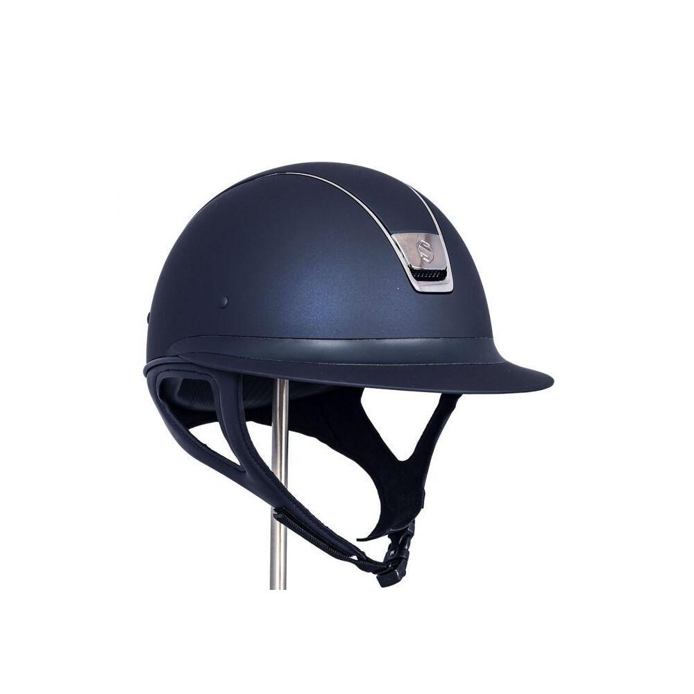 Samshield Miss Shield Shadowmatt Helmet - Blue in Blue