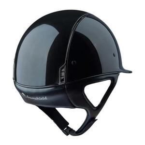 Samshield Shadow Glossy Standard Metallic - Black