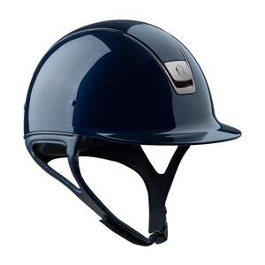 Samshield Shadow Glossy Standard Metallic - Blue in Metallic Blue