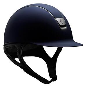 Samshield Shadowmatt Helmet Adult Blue (Titanium) in Blue