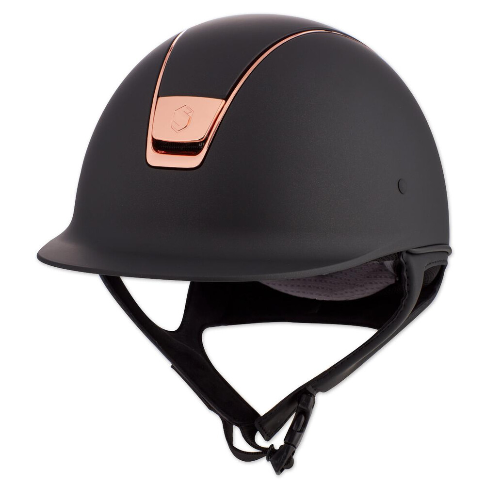 Samshield ShadowMatt Helmet Black/Rose Gold in Black/Rose Gold