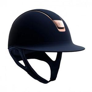 Samshield ShadowMatt Helmet Blue/Rose Gold in Blue/Rose Gold