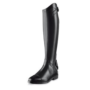 Equijump EGO-7 Aries Black - Calf Small in Black