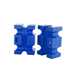 Classic Jumps Parallel Block(set of 2) in Blue
