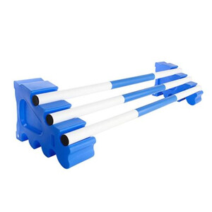 Classic Jumps Sloping Block (set of 2) in Blue