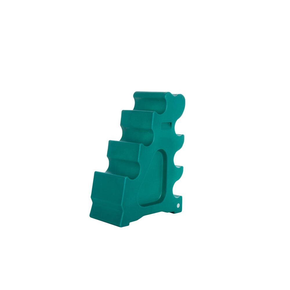 Classic Jumps Sloping Block (set of 2) in Green