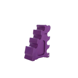 Classic Jumps Sloping Block (set of 2) in Purple