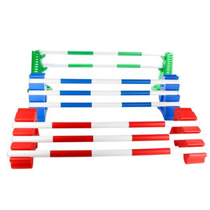 Classic Jumps Sloping Block (set of 2) in Red