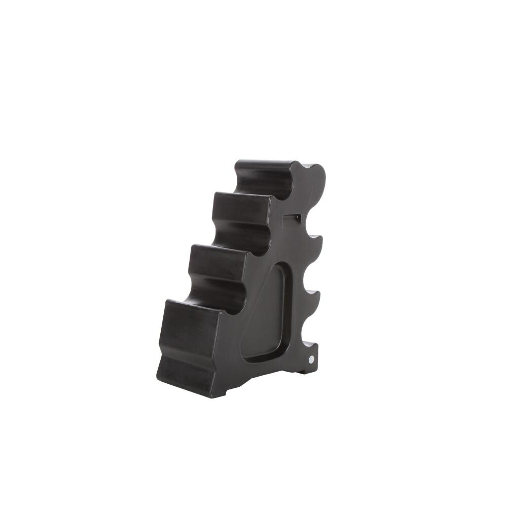 Classic Jumps Sloping Block (set of 2) in Black