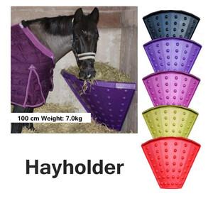 Classic Jumps Hayholder in Purple