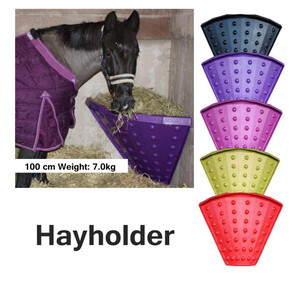 Classic Jumps Hayholder in Red