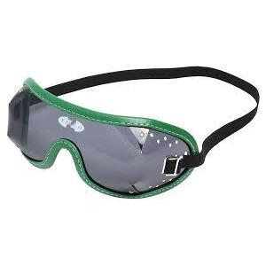 Zilco Goggles Smoke Lenses in Smoke/Black Trim