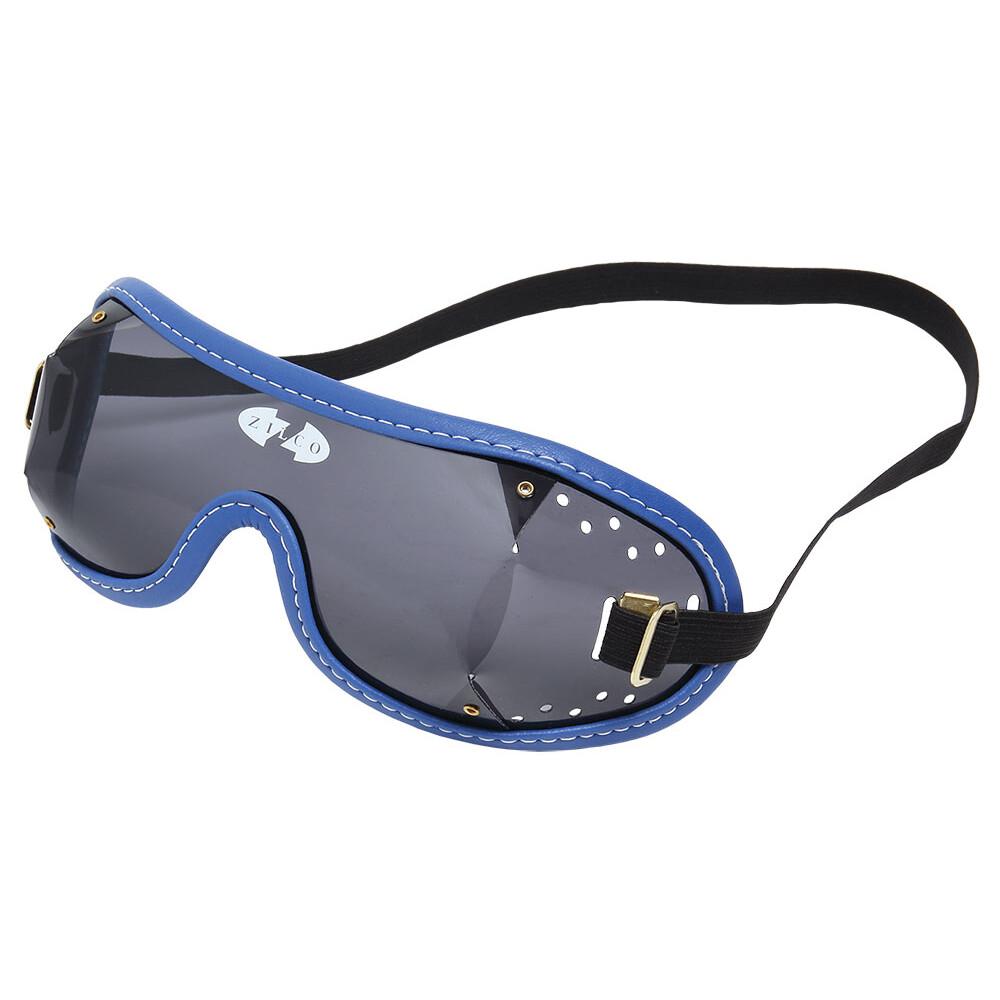 Zilco Goggles Smoke Lenses in Smoke/Royal Trim