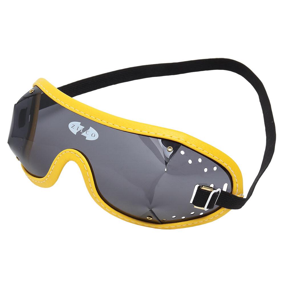 Zilco Goggles Smoke Lenses in Smoke/Yellow Trim