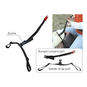 Hit-Air All-In-One Bungee Lanyard - Standard in Unknown
