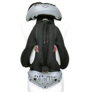 Hit-Air Adult Hit Air Vest (min weight 35kg) - Black