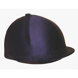 Ornella Prosperi Lycra Hat Cover with Button in Black