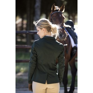 Horseware Ladies Competition Jacket - forest green in Forest Green