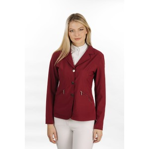Horseware Ladies Competition Jacket - pomegranate in Pomegranate