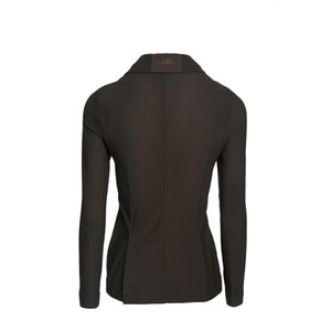 Alessandro Albanese AA Ladies Motion Lite Competition Jacket - Espresso in Espresso