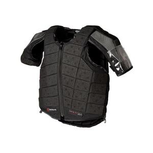 Racesafe PROVENT Shoulder Pads - Black in Black