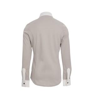 Alessandro Albanese Kara CleanCool Girls Long Sleeve Shirt - Grey