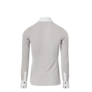 Alessandro Albanese Clean Cool Fresh Ladies Competition Shirt - Pearl grey